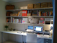 organise home office