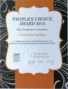 people's choice award scan-kleiner