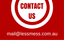 Contact us - Less Mess