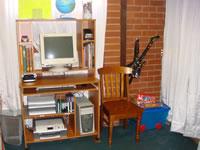 organising kids rumpus room