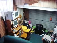 rumpus room organising