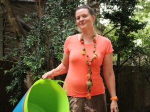 Susanne Thiebe Professions Organiser in the Pineapple Project