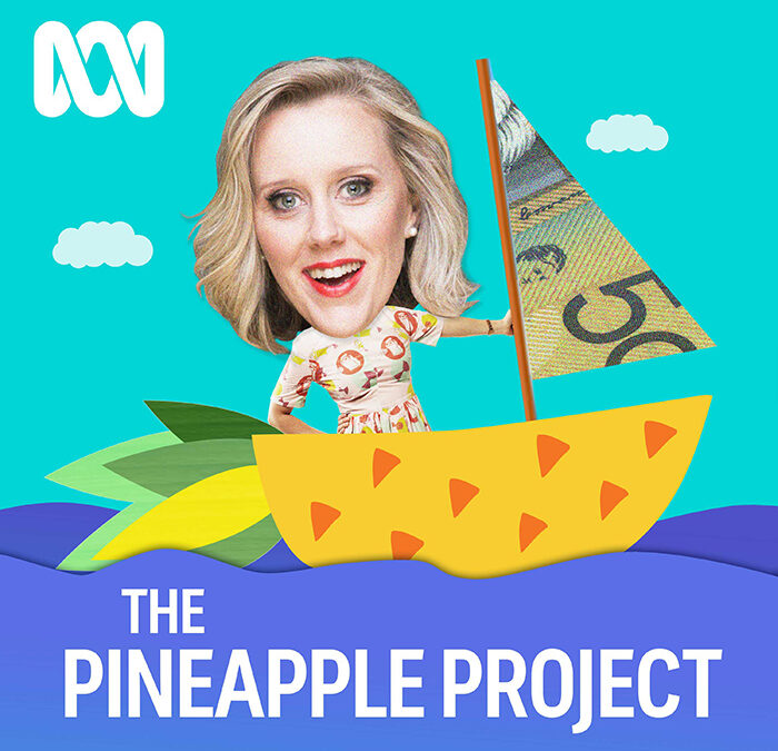 Title Image of The Pineapple Project on Decluttering and Mess